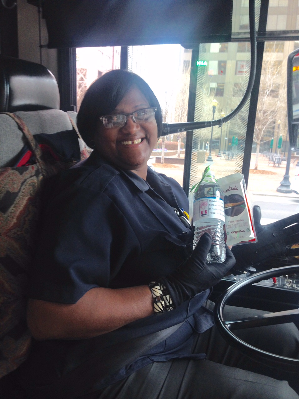 #RAKLouisville shows some love to TARC Drivers!