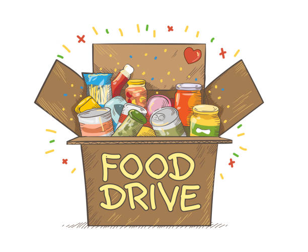 5 tips on how to organize a Food Drive