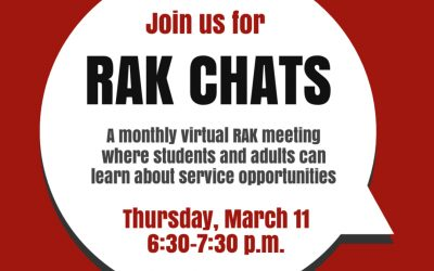 Join us for RAK Chats